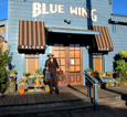 Blue Wing Saloon